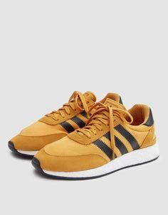 c603e11a23c9 Adidas Iniki Runner Boost Tactile Yellow by blog.sneakerando.com sneakers  sneakernews StreetStyle Kicks