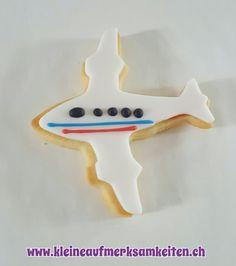 Flugzeug Cookie