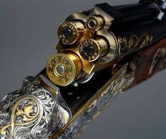 Ensure you hit your mark every time with the four barrel combination gun. Ideal for collectors and gun enthusiasts, this customized rifle gives the shooter the...