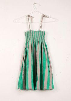 Dress/Skirt smoke Stripes Bobo Choses - Coll. Spring/Summer 2013 #BoboChoses