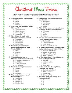 Christmas Printable Games For Adults