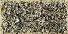 numero 5 pollock pinturas - Buscar con Google