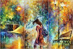 Leonid Afremov léleksimogató festményei | Életszépítők