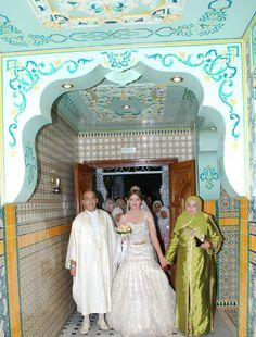 Traditional Tunisian Wedding <3