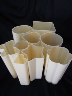 "liners for 3"" pvc and 3"" mail tube molds 