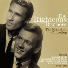 The Righteous Brothers - The Essential Collection Cd The Righteous Brothers, In The Midnight Hour, White Cliffs Of Dover, I Need You Love, Unchained Melody, Dear Mom, Old Music, The Essential, Music Albums