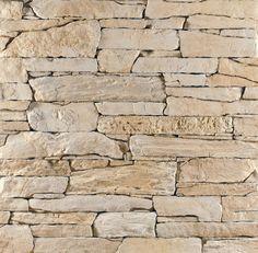 Plaquettes de parement pierre reconstituée Isola crème Mathios multiformats ép. 4 cm boîte 0,43 m² - MATHIOS - Décoration extérieure - Distributeur de matériaux de construction - Point.P