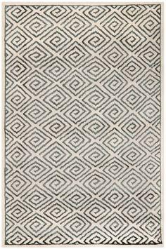 Safavieh - Safavieh Mosaic Mos158a Beige - Grey Area Rug #155570