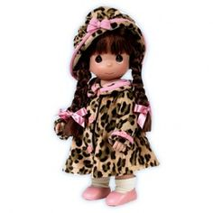 Precious Moments Doll...Warm Your Heart
