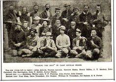 Union Prison/Camp Douglas POWs