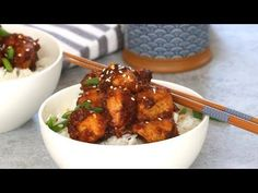 This General Tso Chicken Crock Pot makes a classic recipeeven better! General Tso's Chicken is one of the most popular Chinese dishes in America, combining crispy fried chicken pieces with a sweet tangy sauce. See how to make it!