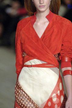 Hermès Suede wrap shirt and silk skirt I Love Fashion, Fashion Photo, Passion For Fashion, Fashion Looks, Paris Fashion, Fashion Design, Women's Fashion, Hermes, Pretty Outfits