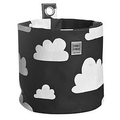 Farg and Form Cloud Print Hang Storage in Black