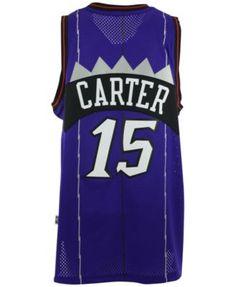 adidas Men s Vince Carter Toronto Raptors Swingman Jersey Toronto Raptors be2bb90c2a367