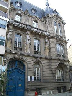 Immeuble rue de Talleyrand, Reims
