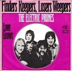 The Electric Prunes - Finders Keepers, Losers Weepers at Discogs