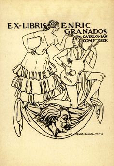 Ex Libris Argentina: Ex Libris/ Estados Unidos