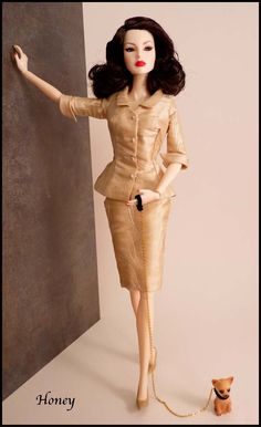 PetraElise Fashion Doll Couture
