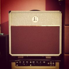 The even holier grail. TopHat Amps Club Royale. Love the Vox Fawn Style Tolex