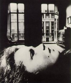 "Photo by Bill Brandt. ""Portrait of a Young Girl"", Eaton Place, London, History Of Photography, Portrait Photography, Photography Books, Modern Photography, Monochrome Photography, Artistic Photography, Light Photography, Vintage Photography, Amazing Photography"