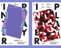 """Check out this @Behance project: """"INTERPLAY"""" https://www.behance.net/gallery/26037145/INTERPLAY"""