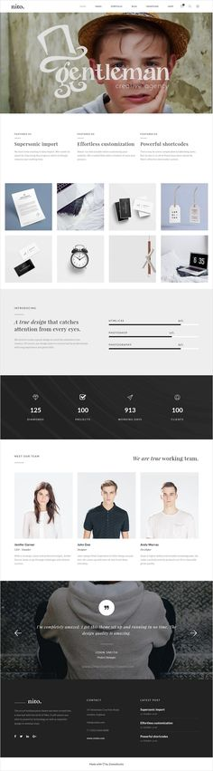 Nito is a clean and minimal multipurpose #WordPress theme for stunning #agencies website #webdev with 21+ unique homepage layouts download now➩ https://themeforest.net/item/nito-a-clean-minimal-multipurpose-wordpress-theme/17897172?ref=Datasata