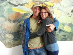 Marina Giannobi (Italian Photographer Artist) and me on the Flow and Art project. Flow, Art Projects, Drawings, Artist, Painting, Artists, Painting Art, Sketches, Paintings