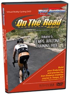 Spinervals Virtual Reality 60 Tempe Training Ride DVD -- Check this awesome product by going to the link at the image.