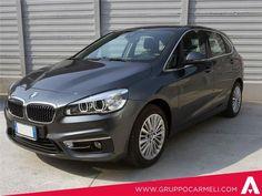 BMW 218 d Active Tourer Luxury , NAVI PELLE - 0