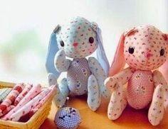 Muñecos -Moldes para coser ¿Te gusta coser muñecos a mano o a máquina ?si me dices que sí entonces salimos ganando porque esta semana la comenzamos enconejados