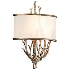 "Whitman 17 3/4"" High Vienna Bronze Wall Sconce"