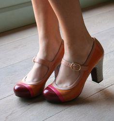 Zapatos bonitos!
