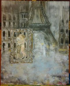 Paris.. Katerina y Xavi