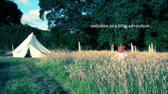 The Secret Campsite #campsites
