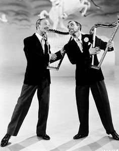 Fred Astaire and Gene Kelly in Zeigfeld Follies