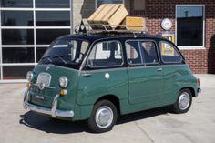 mobilverzeichnis:  1960 Fiat 600 Multipla