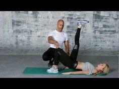 VS fashion show workout
