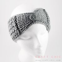 Check it out! Link & Share Wednesday Party at Oombawka Design Crochet Head wraps are my go-to accessory in the colder winter months. They are great for keeping the ears warm, and keep you looki...
