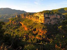 Siurana, Spain: One