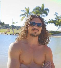 """iwtv2007: """"Luke Arnold in """"Drifter Diary 22″ you're welcome :) """""""