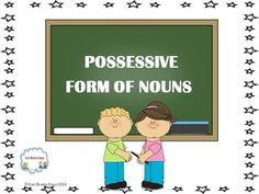 Possessive noun can be confusing for students to learn. In this set you will get posters, worksheet , games and task cards for your student to practice. All answer key is included. $5.00