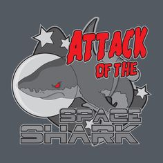 Attack of the Space Shark