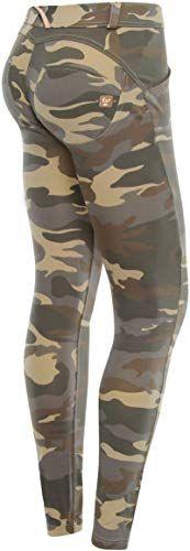 7ff071be28d6f4 Buy Freddy WR.UP Camo Pants | Low Waist, Full Length | Fashion Skinny Pants  online