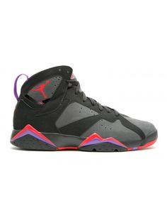 Air Jordan 7 Retro Defining Moments Black Dark Charcoal True Red 304775 043 4dd3c665c