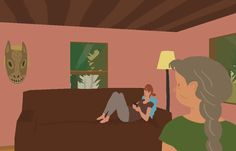 A game about being mom to a teenage girl tests your patience
