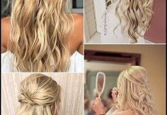 15 Chic Half Up Half Down Wedding Hairstyles for Long Hair . 15 Chic Half Up Half Down Wedding Fri Wedding Hairstyles Half Up Half Down, Wedding Hair Down, Wedding Hairstyles For Long Hair, Cool Haircuts, Hairstyles Haircuts, Trendy Hairstyles, Gq, Stylish Hair, Long Bob