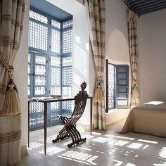 Marrakech Riad Adventures: The Moroccan Art of Mashrabiya