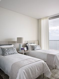 CJC Residential Interiors | Portuguese Riviera Apartment | Estoril |  Bedroom | By Cristina Jorge De