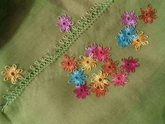 Crochet Unique, Needle Lace, Lace Design, Tatting, Needlework, Knitting Patterns, Diy And Crafts, Embroidery, Beautiful