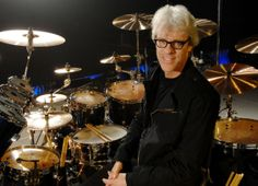 Stewart Copeland (b.1952)... an American musician, multi-instrumentalist and composer best known as the drummer for the band The Police.  He has also written various pieces of music for ballet, opera and orchestra. Copeland was ranked by a Rolling Stone magazine 2010 reader poll as the fifth greatest drummer of all time.